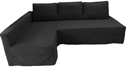 Sofa Cuero Ikea.The Dark Gray Friheten Thick Cotton Sofa Cover Replacement Is Custom Made For Ikea Friheten Sofa Bed Or Corner Or Sectional Slipcover Sofa Cover