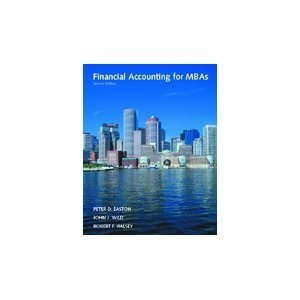 Financial Accounting For Mbas Pdf