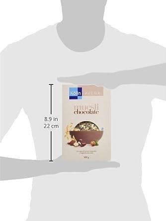 Kölln Muesli de chocolate - 500 g: Amazon.es: Alimentación y bebidas