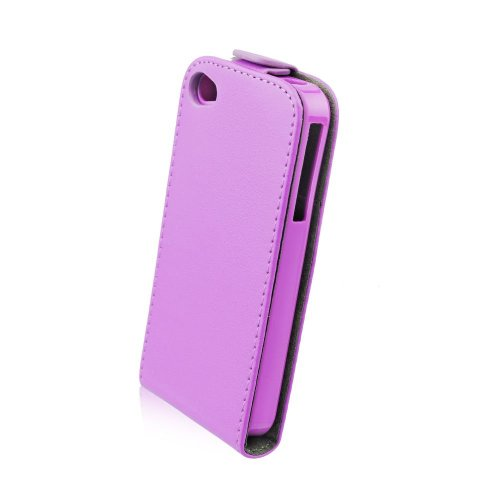 Mobile-phone-case-flip-case-purple-with-Integrated-Silicone-Skin-Jelly-Case-Cover-for-Apple-iPhone-6S-With-Pocket-Purple