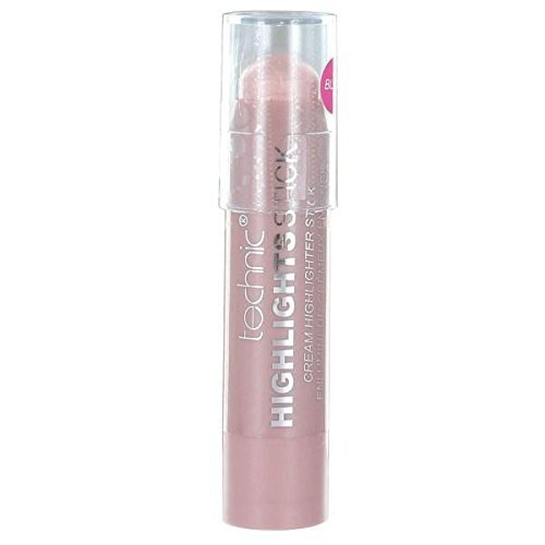 Technic Highlights Stick Cream Highlighter 7.3g-Blush by Technic