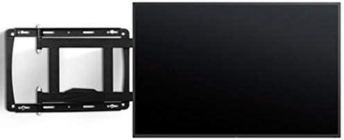 WUJIA - Soporte de pared para TV con brazos articulados, diseño central perfecto, hasta VESA 600 x 400 mm y 150 libras, 52 a 80 pulgadas.: Amazon.es: Hogar