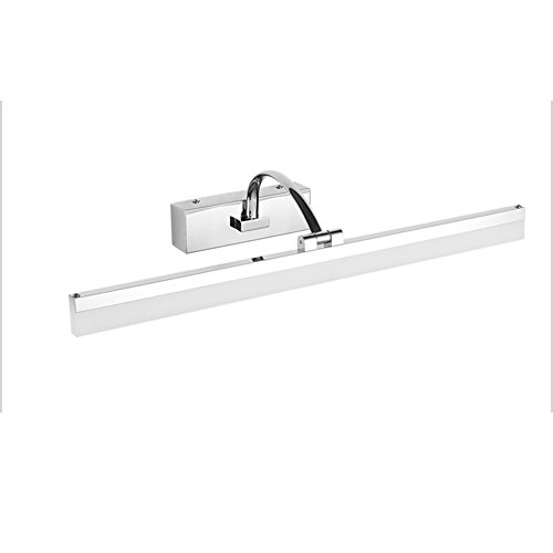 Mirror light XUERUI LED Lamp, 9W-16W Warm White Bathroom Lights, EMC Driver, 40-70CM X 7CM X 4.5cm, Energy Savin (Color : Warm white, Size : 40CM) by Mirror light (Image #6)