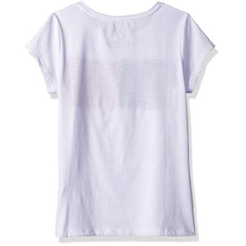 Tommy Hilfiger Girls Core Short Sleeve Scoop Neck Tee Shirt