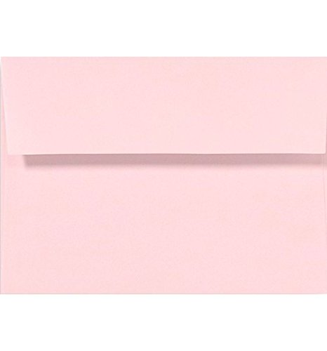 A6 Invitation Envelopes  - Candy Pink