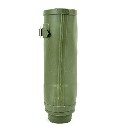Green Women's Rain On ARCTIV8 Pull Snow Mid ORIGIN SHORT Waterproof Boots Calf Rubber Winter qEASw1O