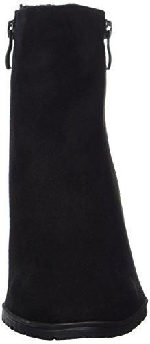 Caprice Damen 25461 Stiefel Schwarz (black suede comb)