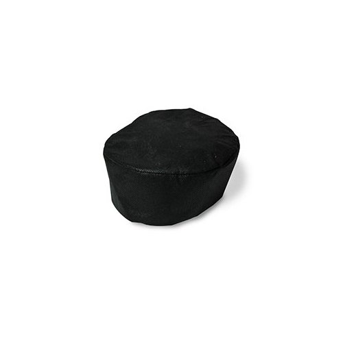 Royal Black Disposable Beanie Caps, Small, Package of 50 by Royal