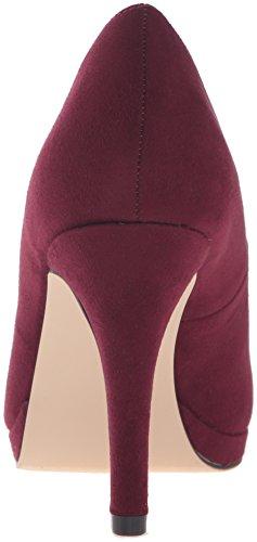 Fabric Madden Madden Dress Girl Girl Womens Dolce Burgundy Pump 88q6wxB