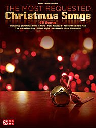 Cherry Lane The Most Requested Christmas Songs for Piano/Vocal/Guitar (P/V/G) (Have Yourself A Merry Little Christmas Piano Sheet)