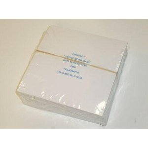 (Compatible Postage Meter Tapes Quad tape Sheet, 150 strips/pack, 600 Impressions)