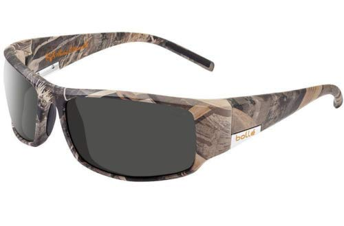 Bolle King Sunglasses, Camo Realtree Max 5/Polarized A-14 Oleo AF by Bolle