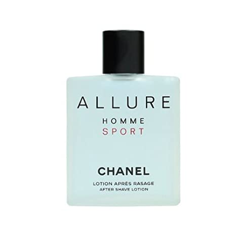 1381d70bb4d3 Buy Chanel Allure Homme Sport After Shave Splash 100ml Online at Low Prices  in India - Amazon.in