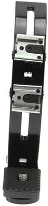 Adorama C Shaped Smart Bracket with Two Shoes /& 2 Tripod Screws