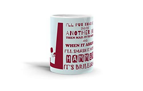 Kuzco Ill Smash It 11 Oz Coffee Mug-A2HFBVXK7V0FMC
