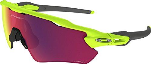 Oakley Men's Radar Ev Path (a) Non-Polarized Iridium Rectangular Sunglasses, Retina Burn, 35 - Radar Oakley