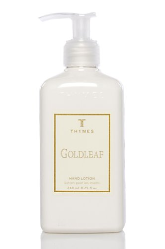 Thymes Hand Lotion, Goldleaf, 8.25-Ounce Bottle