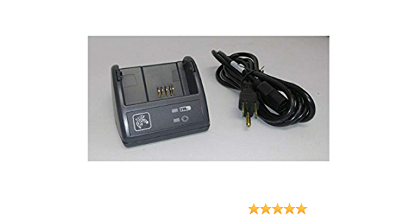 Amazon Com Zebra Sc2 Smart Battery Charger For Qln220 Qln320 Qln420 Zq510 Zq520 And P4t Mobile Printers P N P1031365 063 Electronics