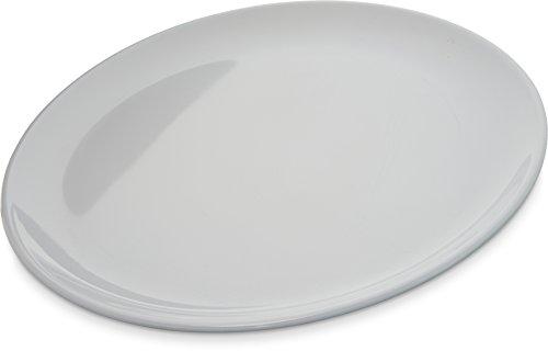 Carlisle 4380102 Epicure Melamine Dinner Plate, 10