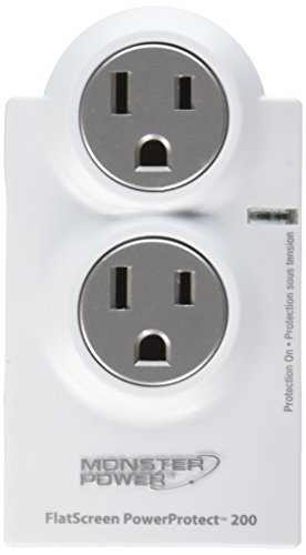 Protect 200 Powerstrip Joule 2 Outlet