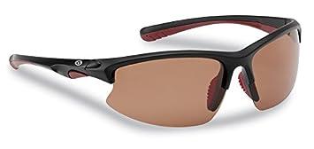a4bfb05c4ab Flying Fisherman Drift Matte Black Frame w Copper Sunglasses  Amazon ...