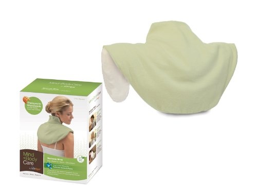 Mind & Body Neck and Shoulder Wrap Moist Heat Neck Wrap