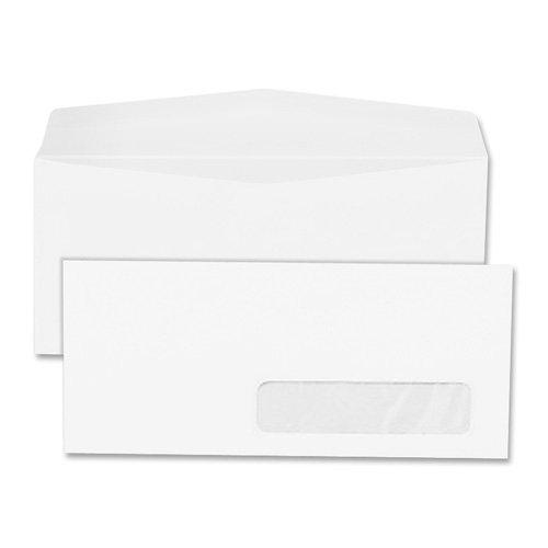 Right Window Envelopes, No 10, 4-1/8