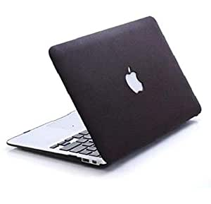 Frost Matte Surface Rubberized Case Cover Hard Shell For MacBook Air 13 Inch Deef Coffee