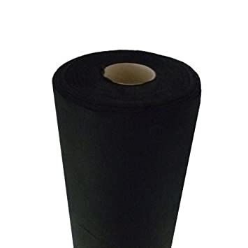 22,5m² Gartenvlies Unkrautvlies Mulchvlies Bodengewebe 150g 1,5m breit PES