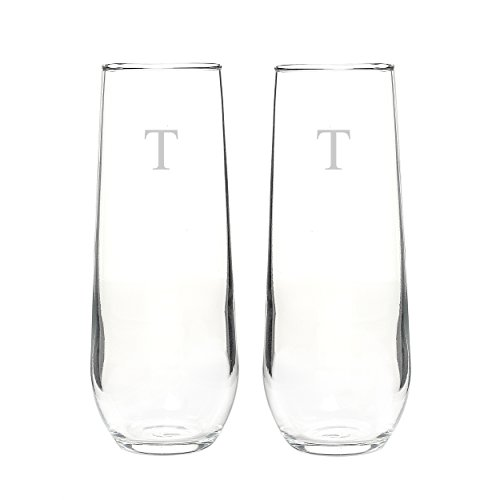 Cathys Concepts Personalized Stemless Champagne product image