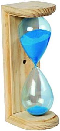 砂時計 砂時計 シンプルな砂時計 子供 贈り物 青