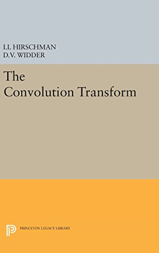 Convolution Transform