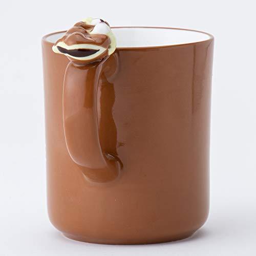 New Disney Characters Chip /& Dale Mug Cute Coffee Mug Cup Porcelain 260ml