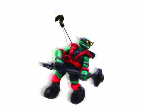 Tortugas Ninja - Figura articulada S5 Stealth Tech Raph ...