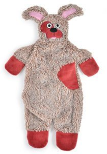 Ancol-Floppets-Brown-Dog-Dog-Toy