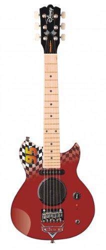 Disney Cars CEG 30E 30 – Guitarra eléctrica para niños y jóvenes