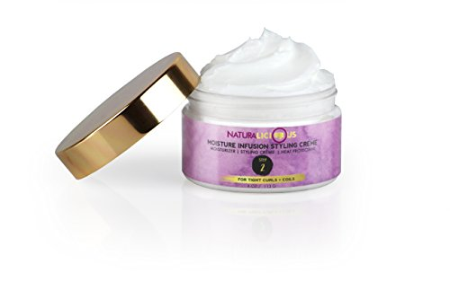 NATURALICIOUS Moisture Infusion Styling Creme (Kinky/Coily Edition) from Naturalicious