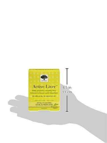 active liver omdöme