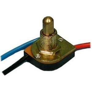 Two Circuit Push Button Canopy Switch - 3 Way : 30-1887