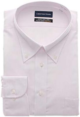 [CHRISTIAN ORANI] ボタンダウンスタンダードワイシャツ【キング&トール】 オールシーズン用 E3PK-21K