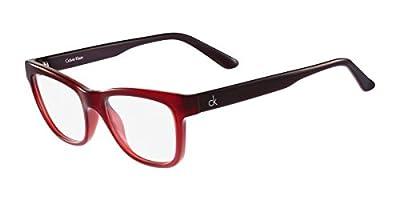 Calvin Klein Rx Eyeglasses - CK5908 615 - Red (51-18-140)