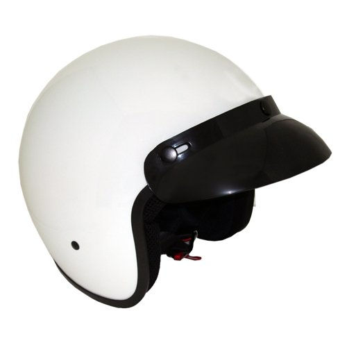 low profile 3 4 motorcycle helmet - 6