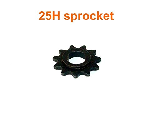 2x E-Scooter Electric Sprocket Drive Pinion 11T Chain 25H High Motor Gear