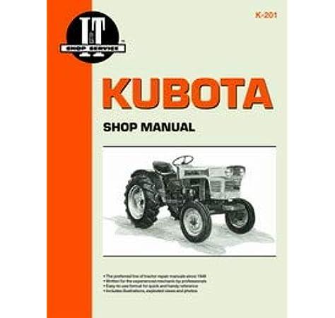 [DVZP_7254]   Amazon.com: Kubota B7100 Tractor Service Manual (IT Shop): Home Improvement | L175 Wiring Diagram |  | Amazon.com