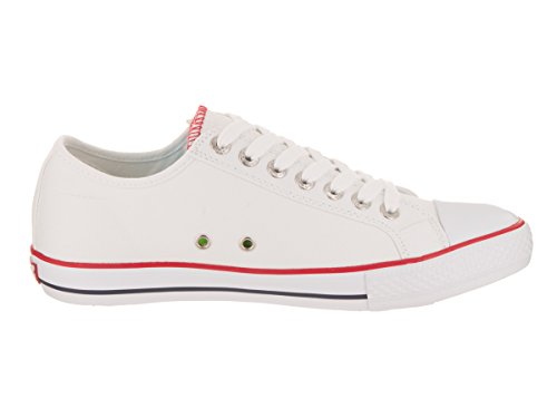 Levis Mens Stan Buck Casual Chaussure Blanc / Marron