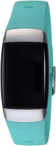 Everlast Automatic Plastic and Rubber Fitness Watch - Color:Green (Model: EVWTR007TQ)