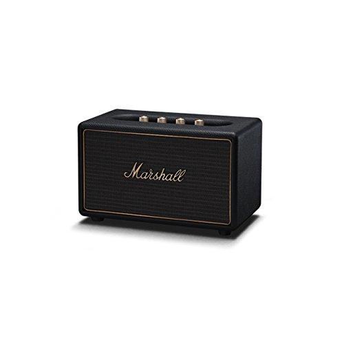 Marshall 04091912 Acton Wireless Multi-Room Bluetooth Speaker Black by Marshall