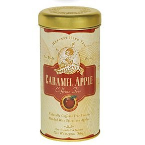 ZHENAS GYPSY TEA TEA CARAMEL APPLE, 22 BG