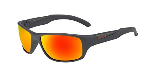 Bollé Vibe Sunglasses Matte Cool Gray Medium Unisex