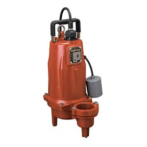 Submersible Pump 1 5 Hp 208 230v 15 Amps Industrial
